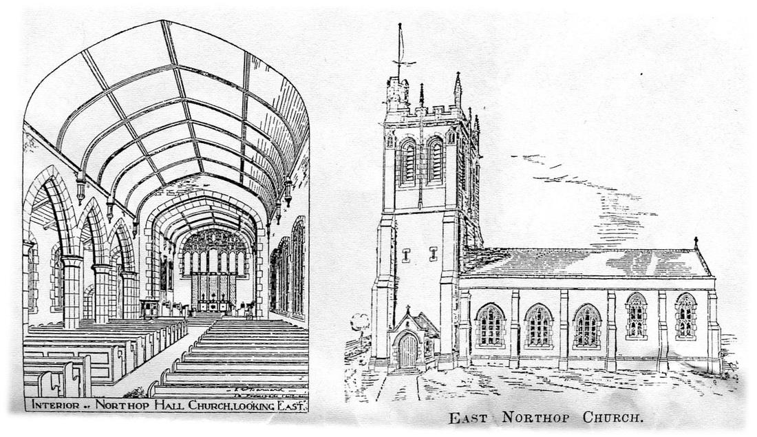 Northop Hall Church Designs