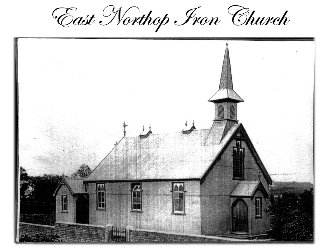 East Northop Iron Church